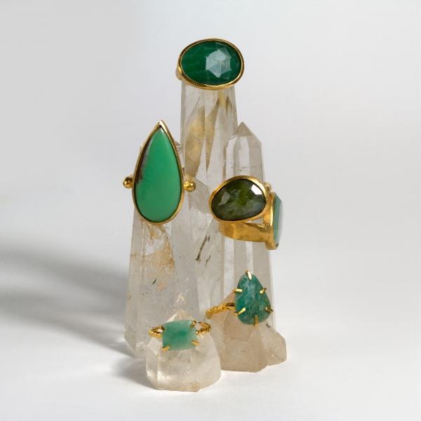 Green - Heart Chakra - Anahata